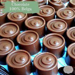 Chocolates 100% Belgas